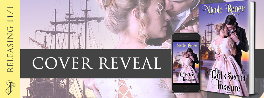 The Earl's Secret Treasure_cover reveal banner